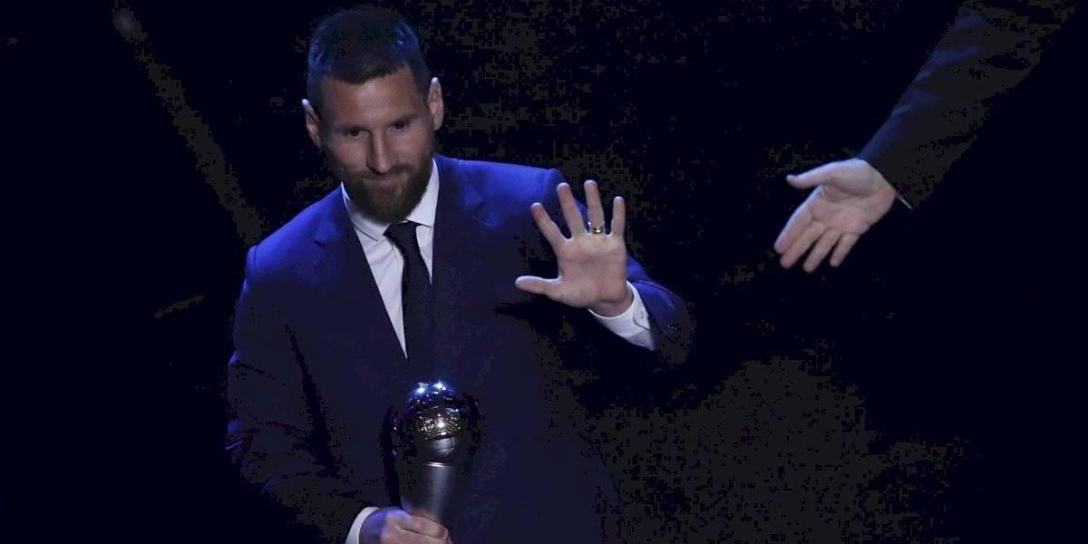Lionel Messi es The Best de 2019 y recupera el premio al mejor futbolista del mundo