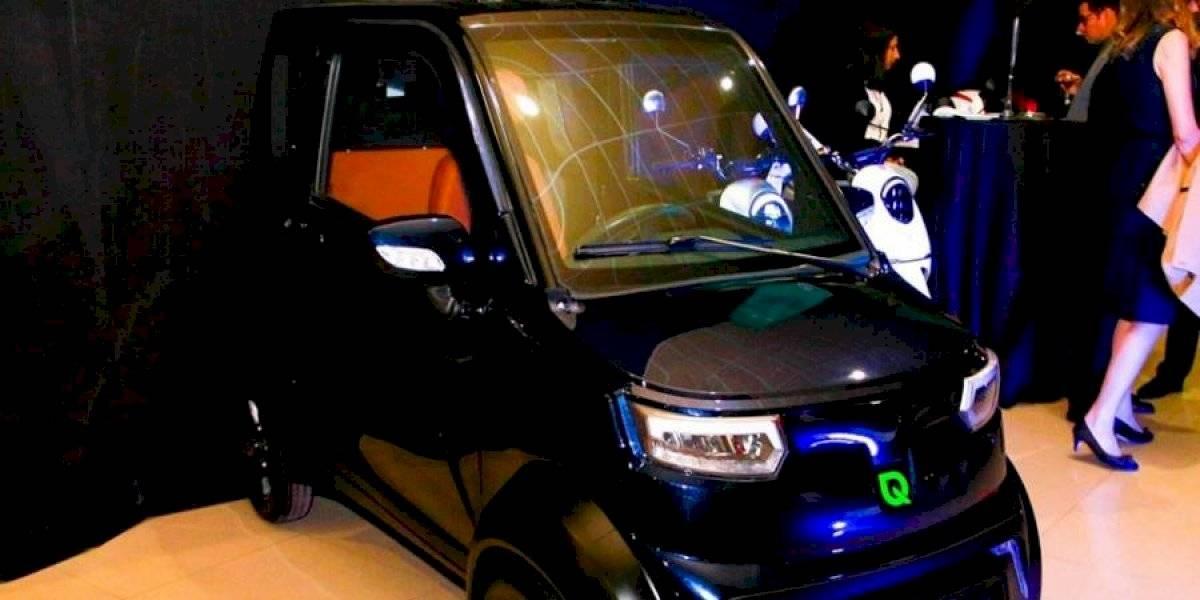 A romper esquemas: se presenta el primer auto eléctrico Made in Bolivia