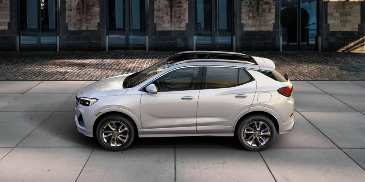 Buick Encore GX 2020 está lista para México