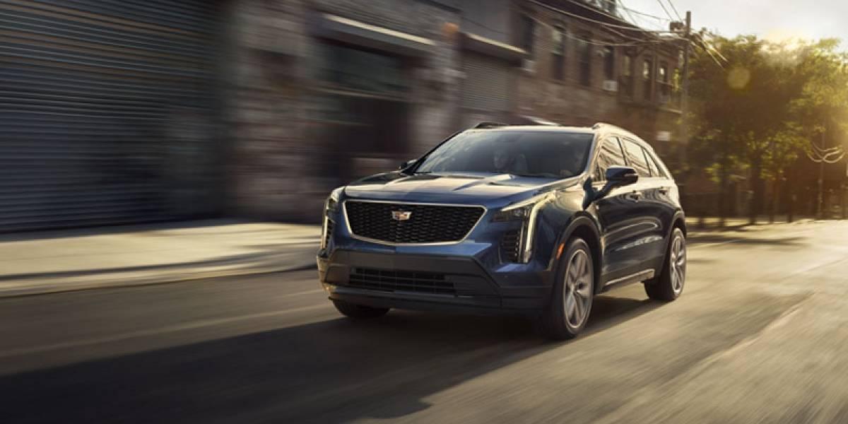 Cadillac XT4 Sport 2020 enseña su lado deportivo