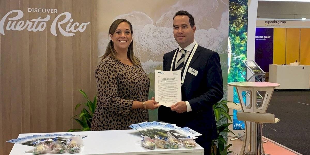 Cumbre de Aviación CAPA Américas 2020 se realizará en Puerto Rico
