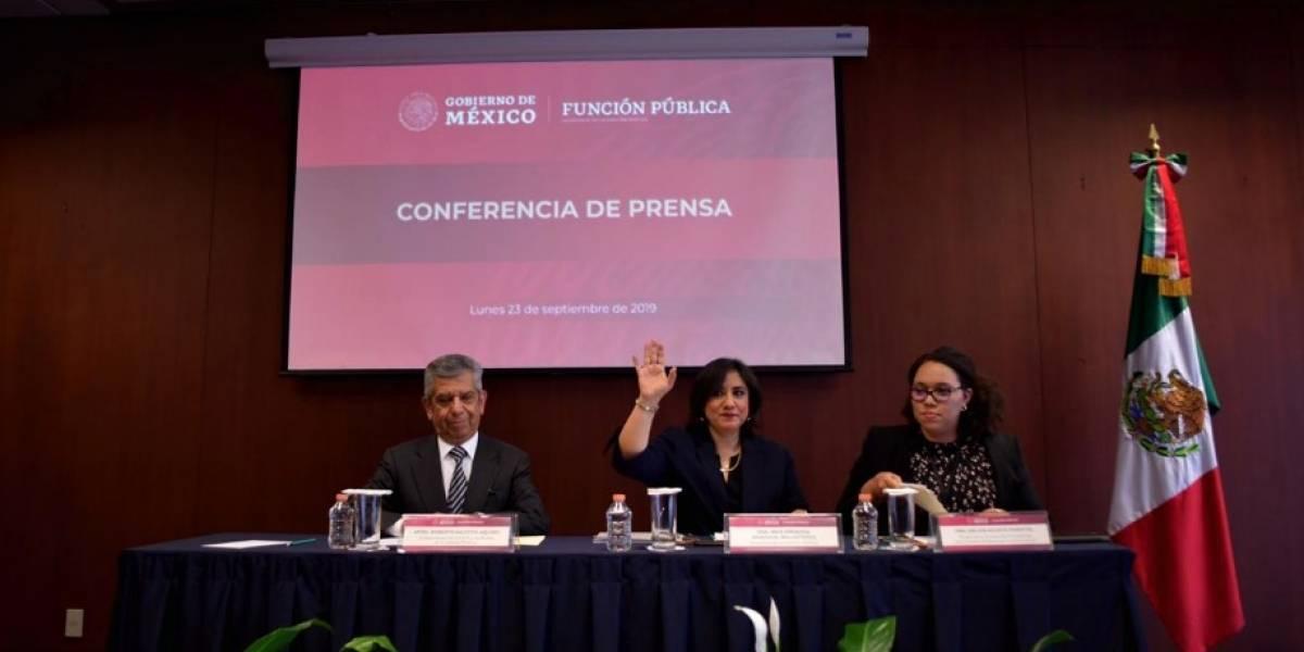 Crecen 40% denuncias contra funcionarios corruptos con AMLO
