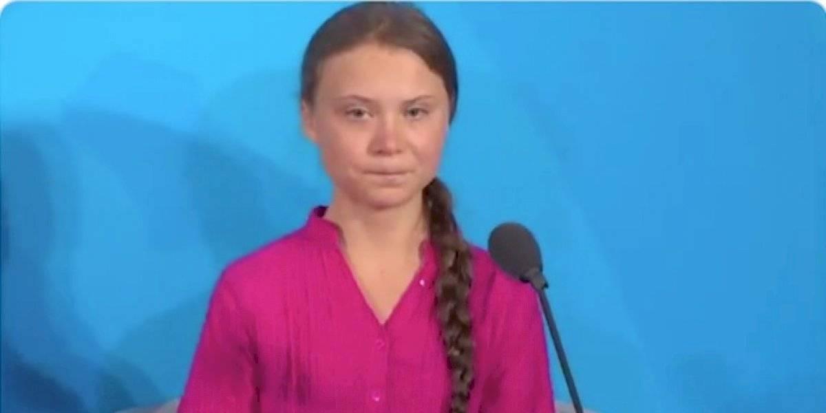 """Greta Thunberg se emocionó en la Cumbre Acción Climática en el marco de la Asamblea General de las Naciones Unidas: """"Han robado mi infancia y mis sueños"""""""