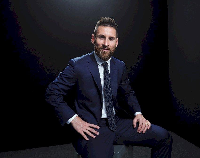 Lionel Messi, mejor jugador FIFA 2019 THE BEST 2019