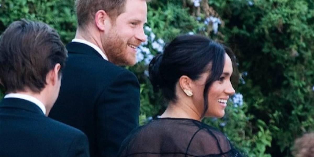 """Meghan y Harry viajan a Sudáfrica: """"Vengo aquí como madre, como esposa, como mujer, como mujer de color y como hermana de ustedes"""""""