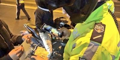 Operativo en Quito: 59 conductores fueron detenidos por conducir en estado de ebriedad