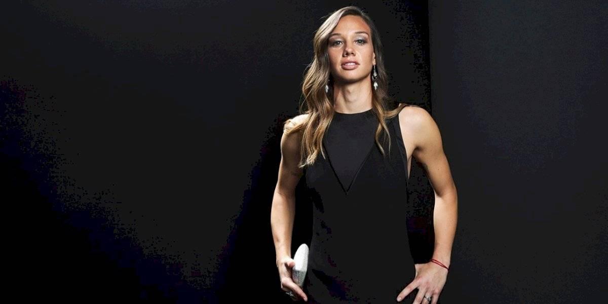 Para nosotros es The Best: Christiane Endler fue superada por la arquera holandesa en los premios de la FIFA