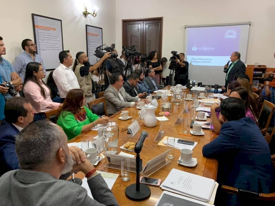 INAH pone obstáculos para la construcción de nuevo edificio del Congreso