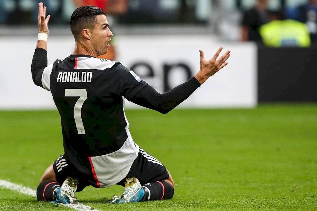 Cristiano Ronaldo ausente The Best 2019