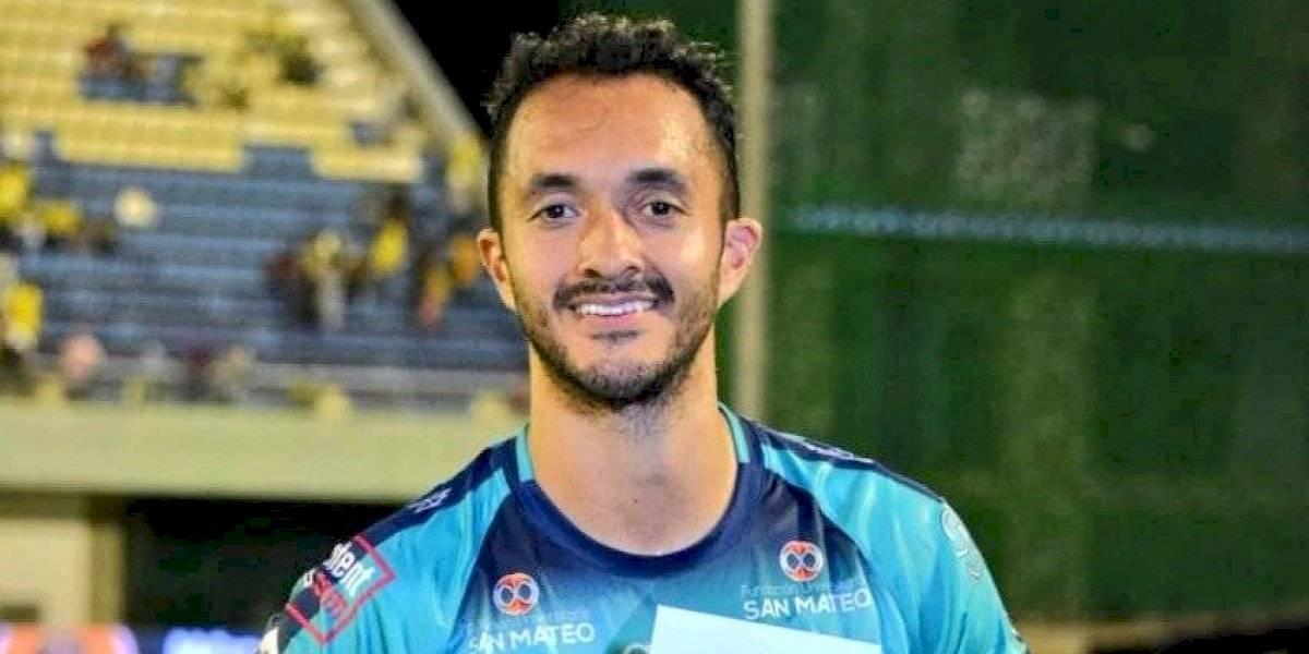 Ricardo Jerez brilla en la liga colombiana