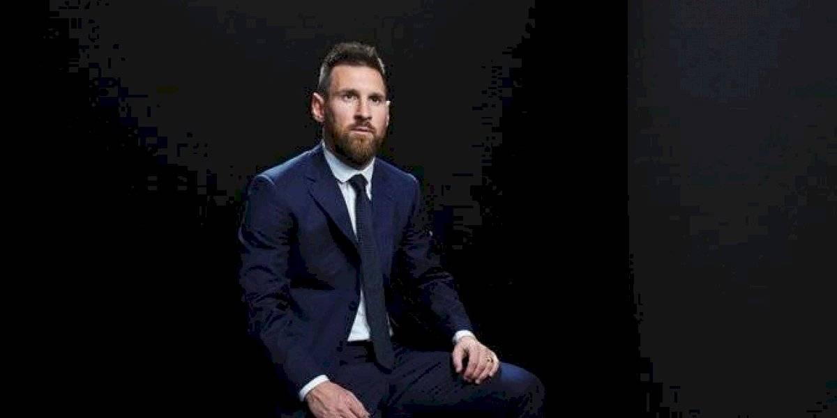 Las redes sociales reaccionan ante el triunfo de Messi en los premios The Best