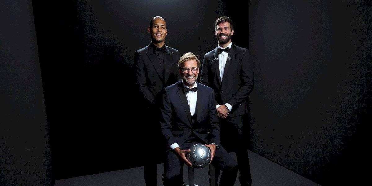 The Best: Jurgen Klopp es premiado como el mejor entrenador de 2019