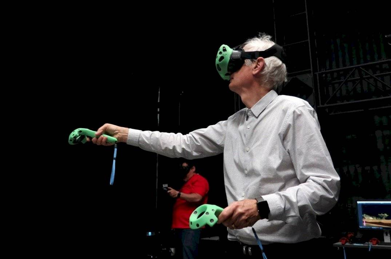 Entrenamiento VR