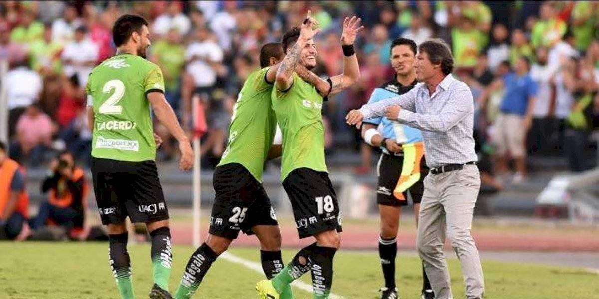 Ángelo Sagal anotó un golazo con polémica en el triunfo de los Bravos de Juárez en la Liga MX