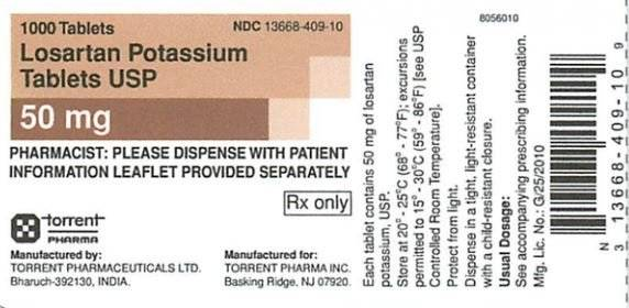Retiran del mercado medicamento para la presión arterial..