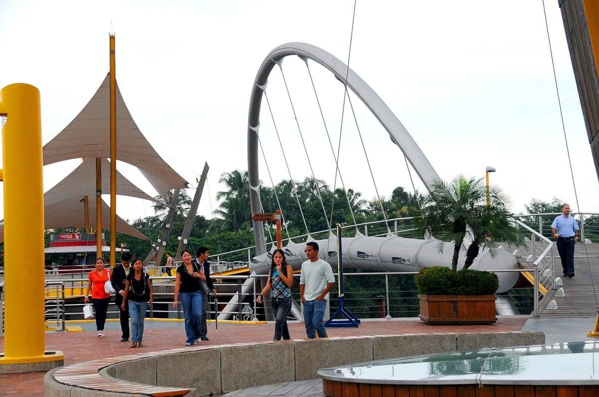 Malecón El Salado Guayaquil es mi destino