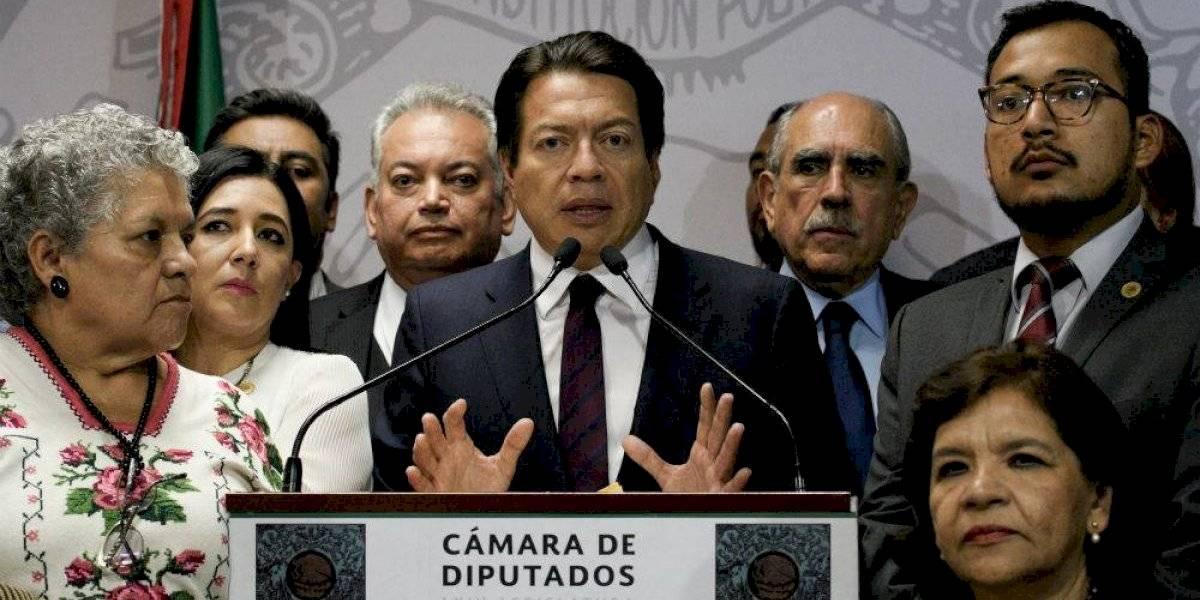 Mario Delgado destaca eliminación de Reforma educativa de 2013