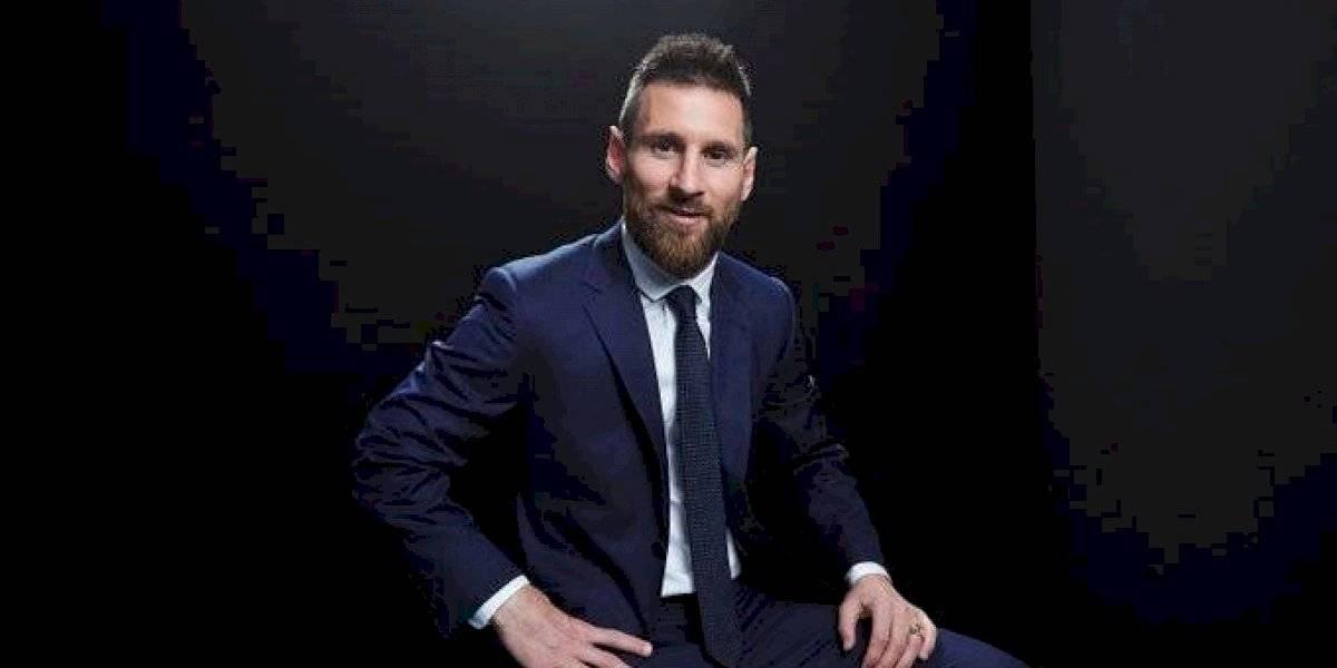 VIDEO: ¡Messi ignora a los presentadores de The Best previo a la ceremonia de premiación!