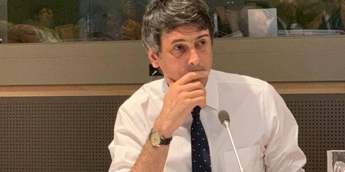 """Ministro Andrés Couve: """"Es urgente definir cómo incorporamos la evidencia científica a las políticas sobre cambio climático"""""""