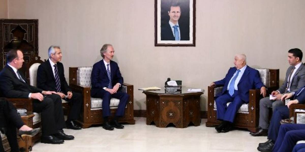 Secretario General de la ONU anuncia creación de un comité constitucional sobre Siria