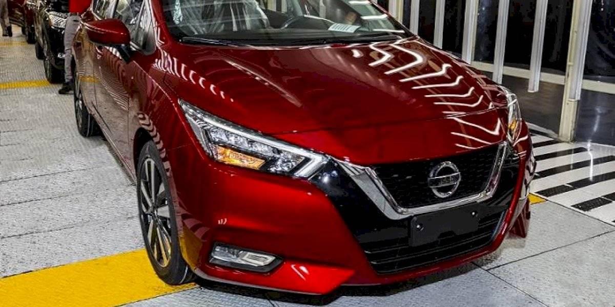 Inicia preventa del nuevo Nissan Versa hasta el 2 de octubre