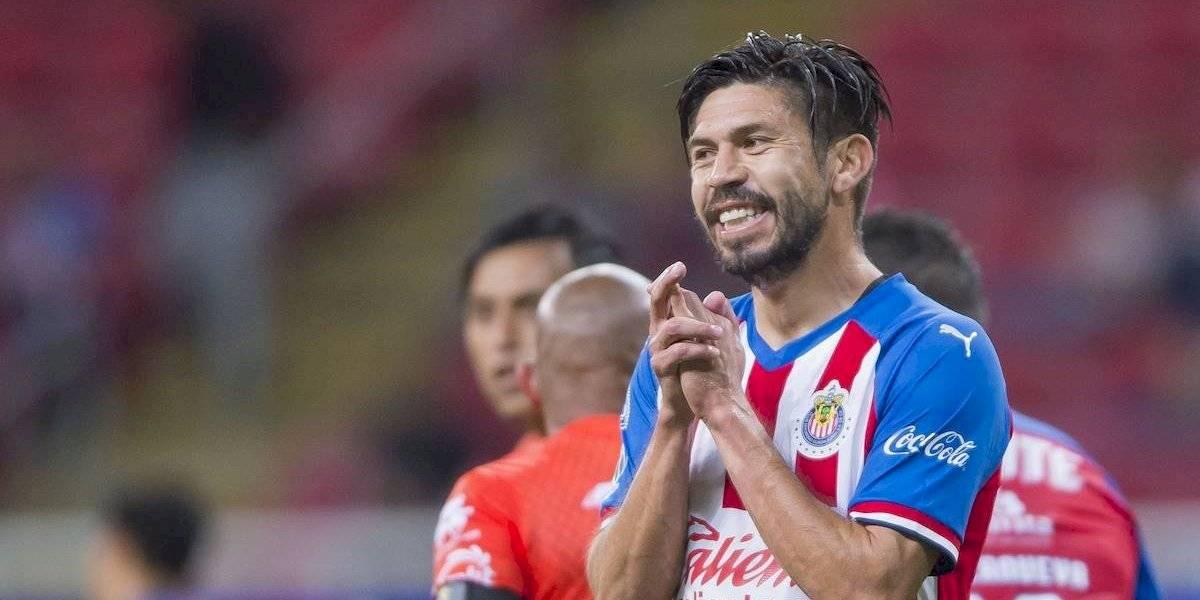 Oribe Peralta responde a los rumores de su posible retiro