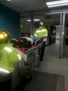 piloto de microbús atacado en Mixco