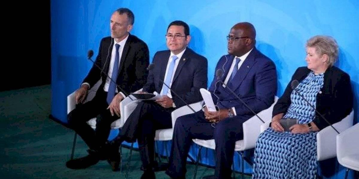 Morales resalta función de las biobardas en Cumbre Climática de la ONU