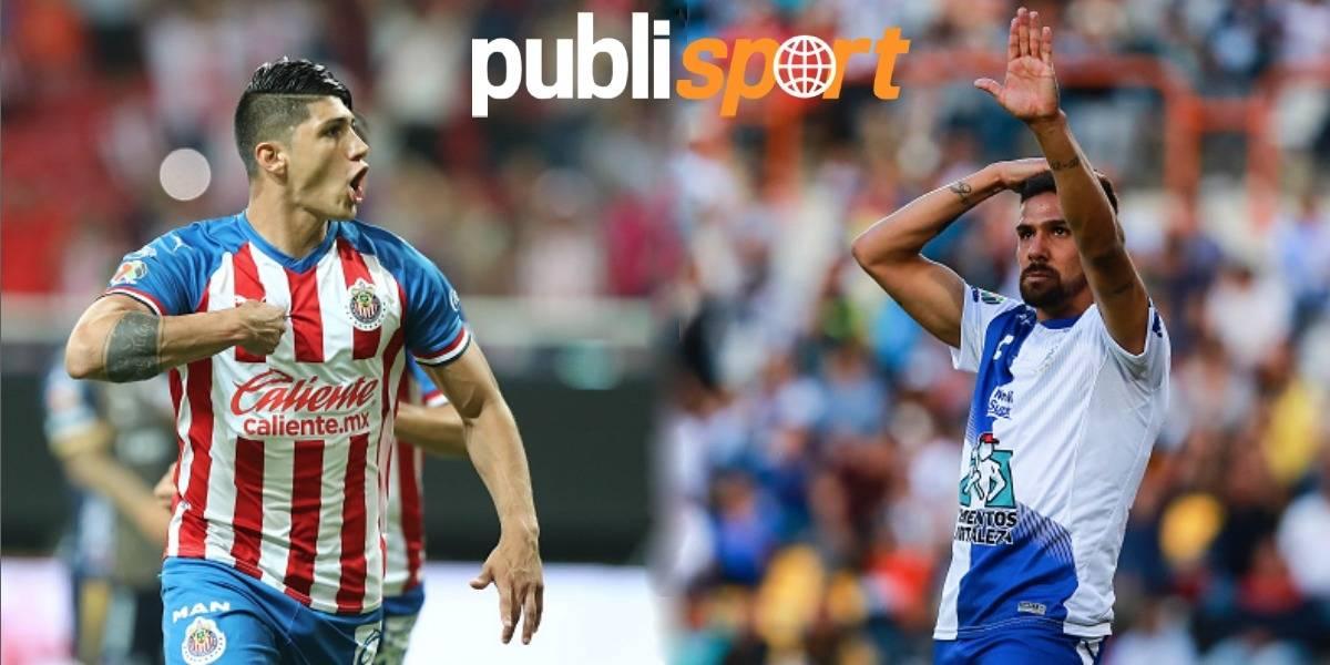 Chivas vs Pachuca ¿Dónde y cuándo ver el partido?