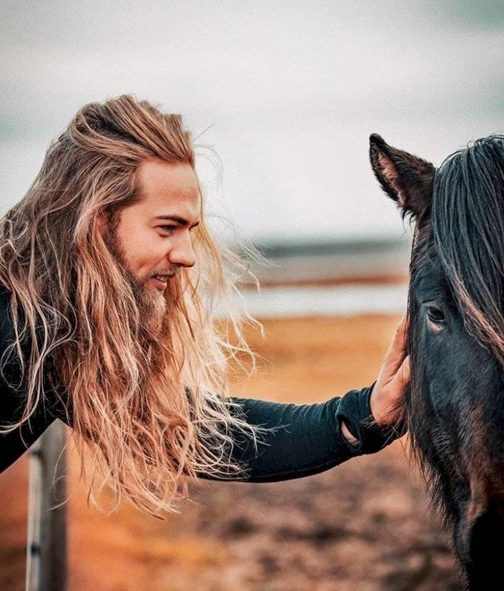 rey vikingo