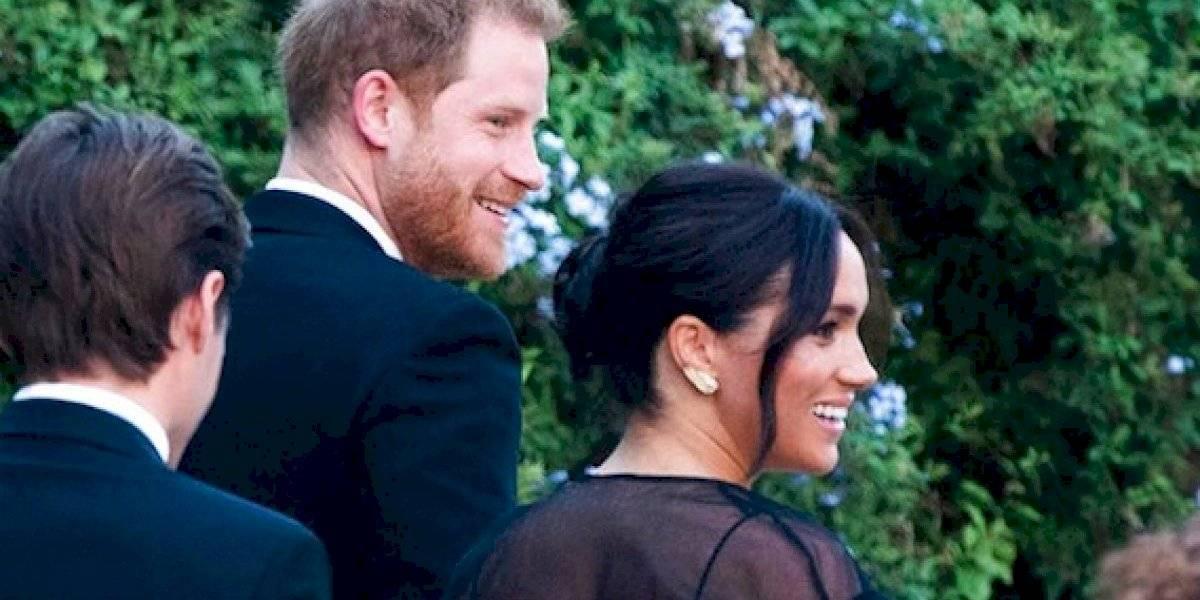 Príncipe Harry y Meghan visitan Sudáfrica junto a su hijo Archie