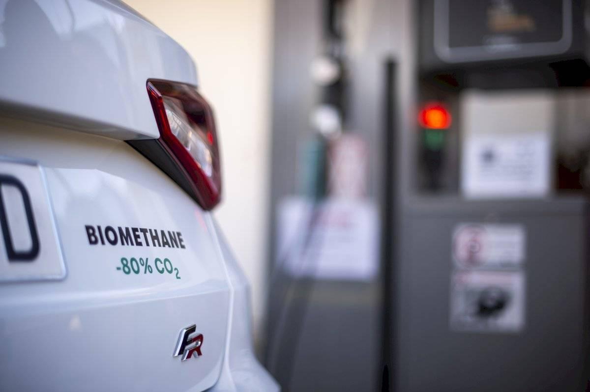 SEAT-biocombustible