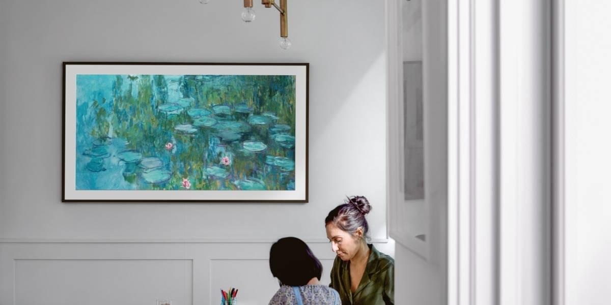 La Art Store de Samsung ahora tiene a 5 artistas chilenos