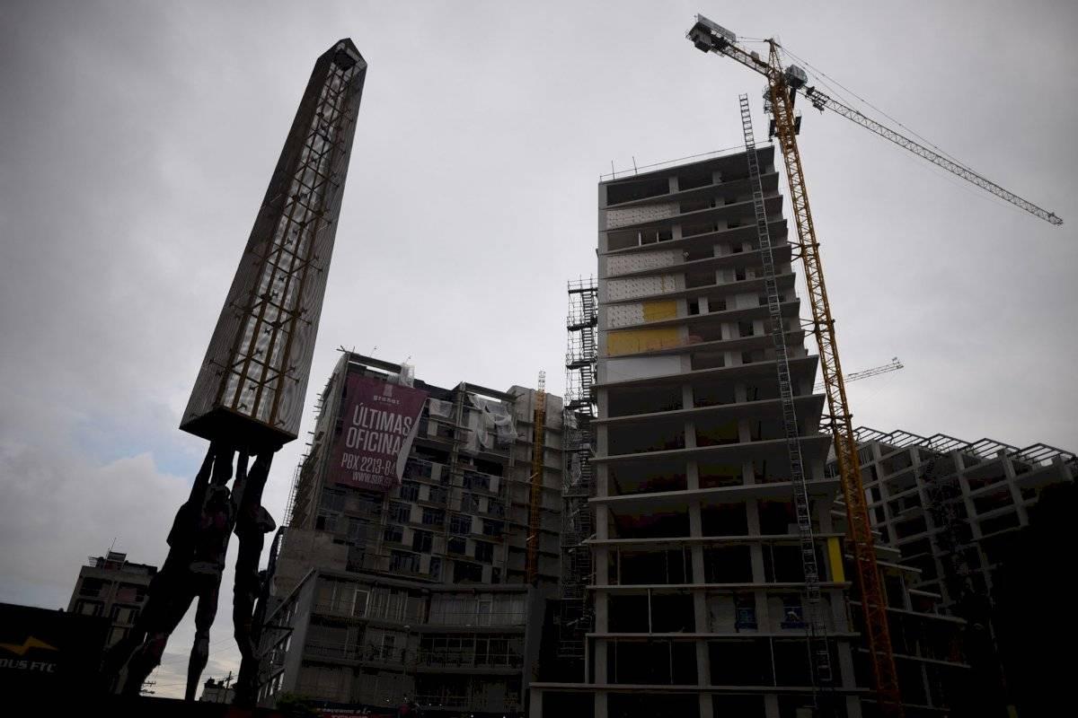 Apartamentos, construcción