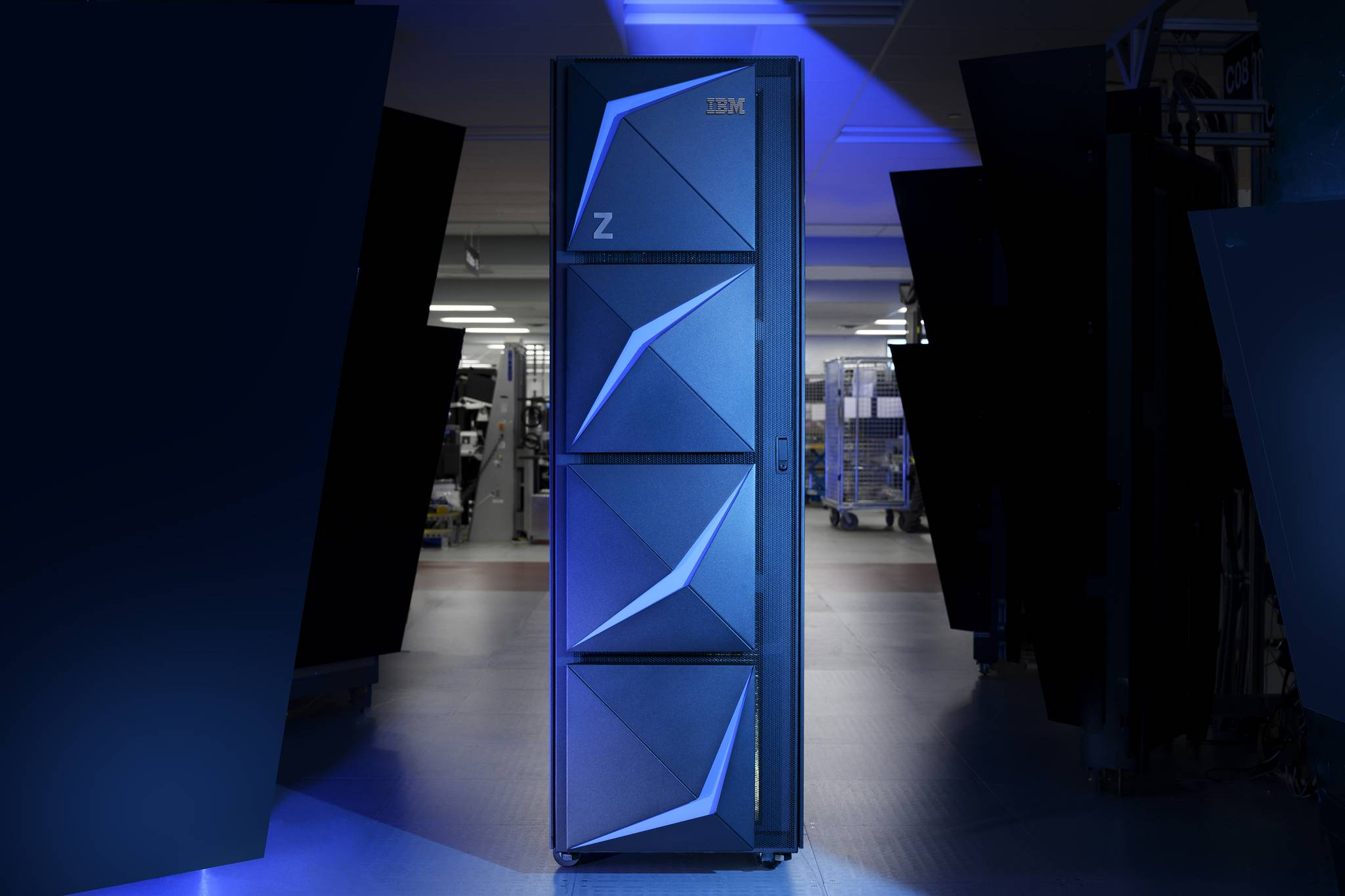 IBM: Conoce como es el gigantesco campus tecnológico con el que cuenta la compañía en México