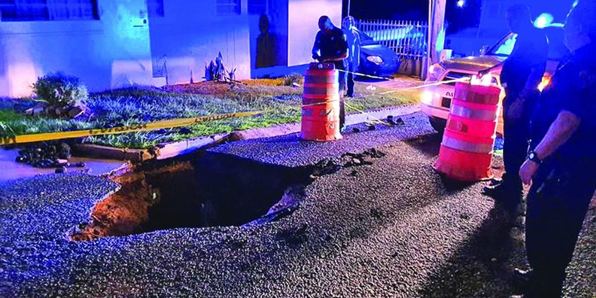 Reportan daños por temblor de magnitud 6.0 grados