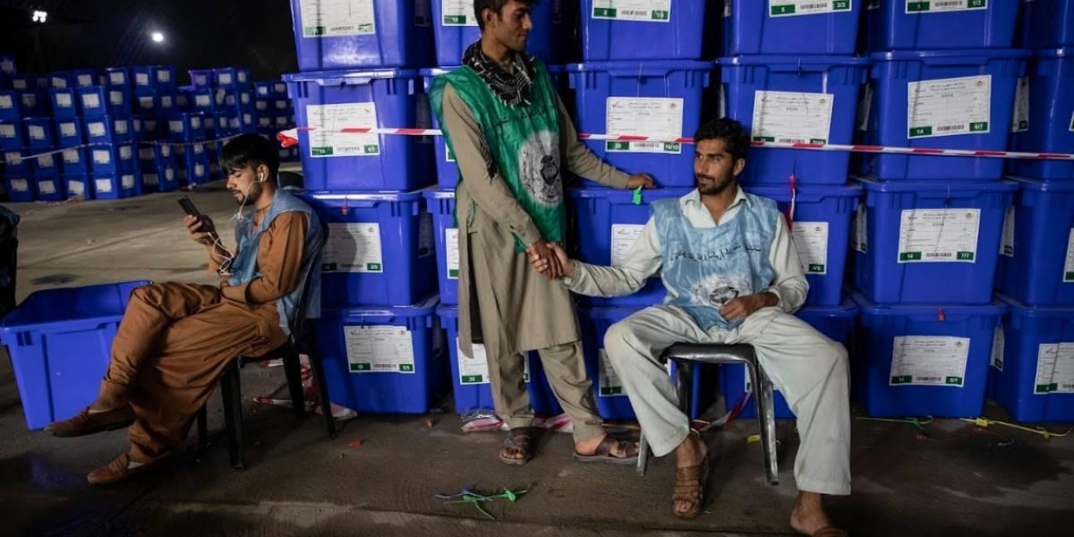Afganistán se juega su futuro en las urnas