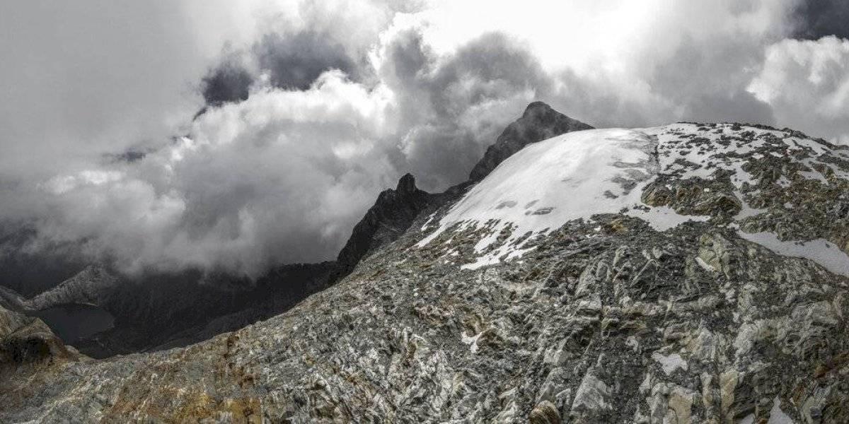 Científicos testifican el final de un glaciar en Venezuela