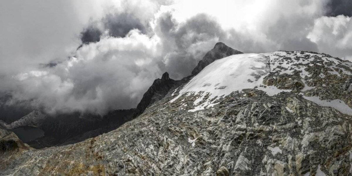 Una nueva y triste muestra del calentamiento global: científicos registran la desaparición del último glaciar que quedaba en Venezuela
