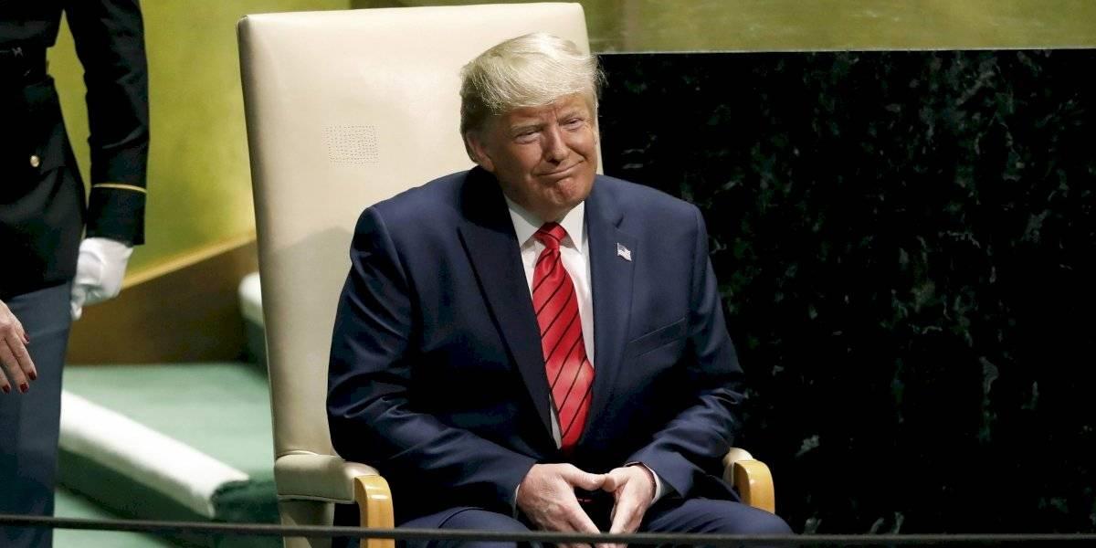 """Trump afirma que """"considerará"""" declarar en el juicio en su contra y reitera: """"No hice nada malo"""""""