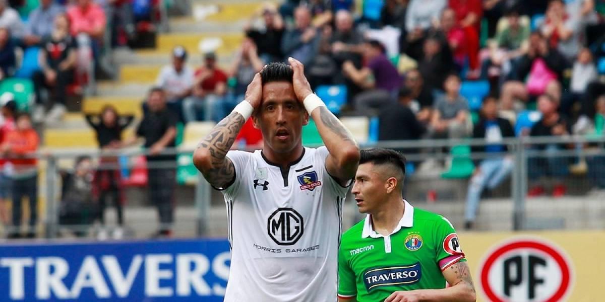 """Lucas Barrios no olvida a Colo Colo: """"Si me fui fue porque vi cosas que no estaban bien"""""""