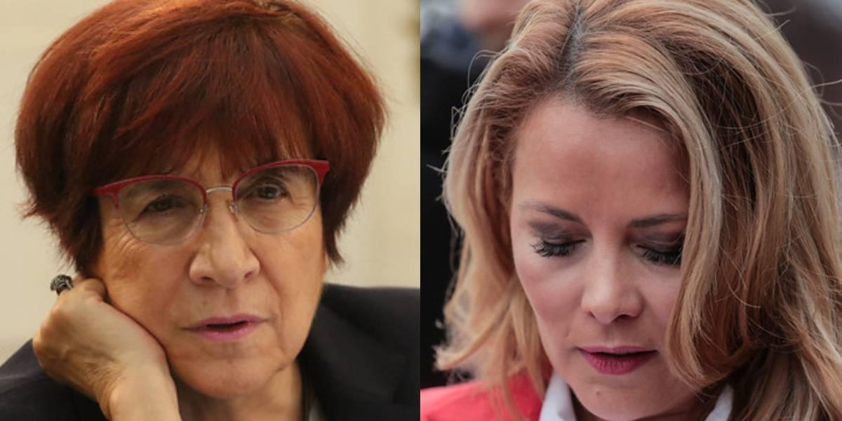 Carmen Hertz vs Cathy Barriga: diputada acusa a alcaldesa de querer privatizar el agua en Maipú