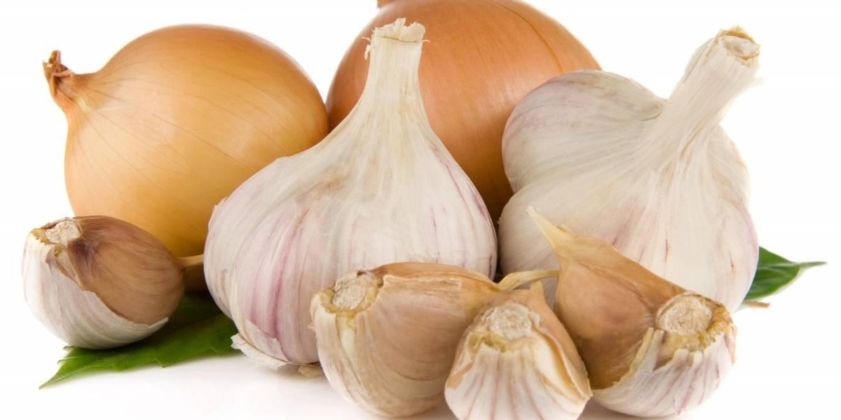 Sofrito de ajo y cebolla previene el cáncer de seno