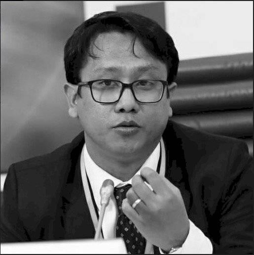 Dr. Monish Tourangbam Profesor asistente senior Departamento de Geopolítica y Relaciones Internacionales. Academia Manipal de Educación Superior (MAHE), India