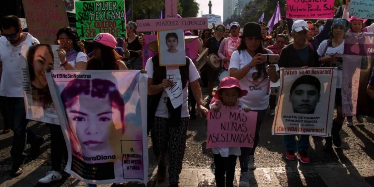 90% de las víctimas de delitos sexuales en México son mujeres