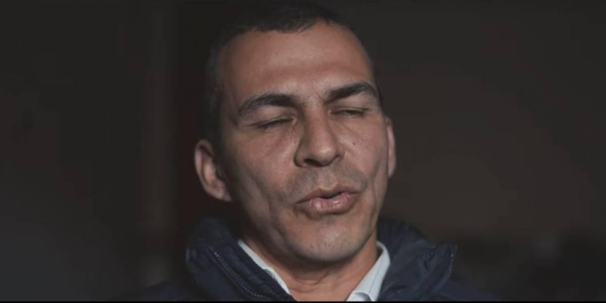 Alto cargo militar reconoce en video que ejerció desaparición forzada