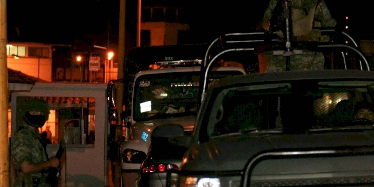 Se registra motín en penal de Tabasco; hay al menos 2 muertos y 5 heridos