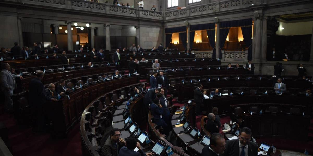 A punto de cerrar, al Congreso solo le queda tiempo para aprobar el presupuesto