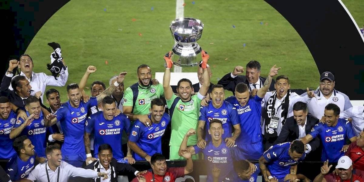 La sorprendente cifra que recibirán los jugadores de Cruz Azul tras ganar la Leagues Cup