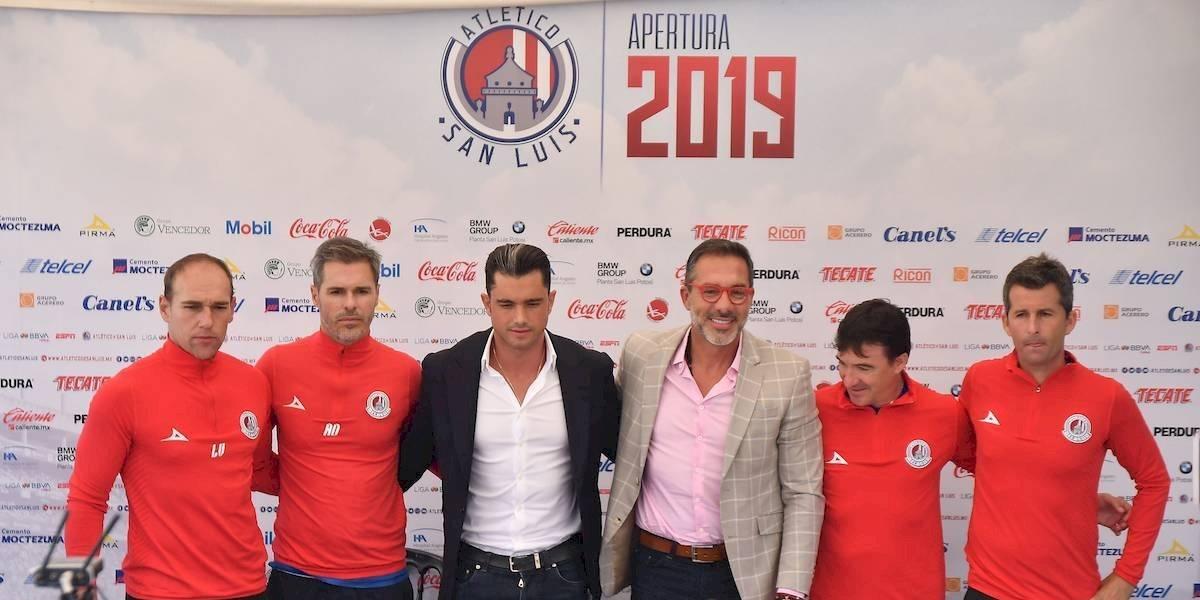 Integrante del cuerpo técnico del Atlético de San Luis es ex participante de Big Brother
